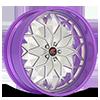 Motivo Satin and Purple