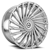 AZA-501 Chrome
