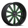 Cavo Black and Green