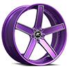 Delano Concave Purple