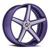 Tremendo Concave Purple