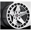 SPT-901 Gloss Black Machined