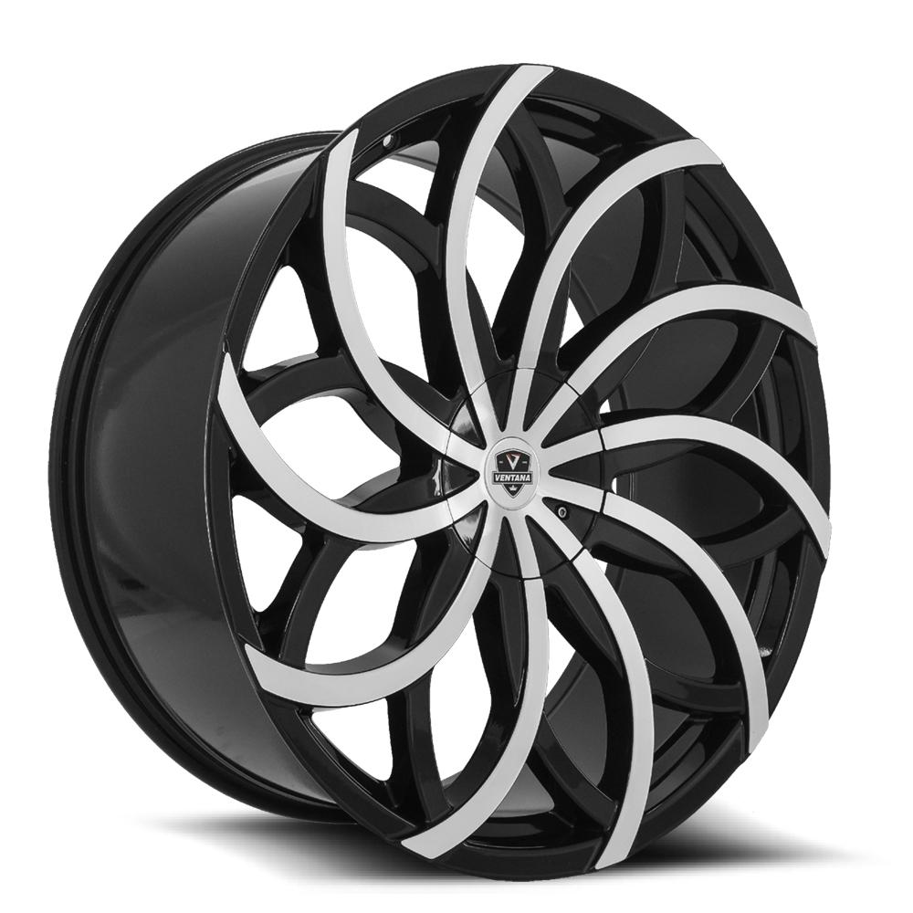 Xf Offroad Wheels >> Ventana V-1213 - Elite Wheel Warehouse